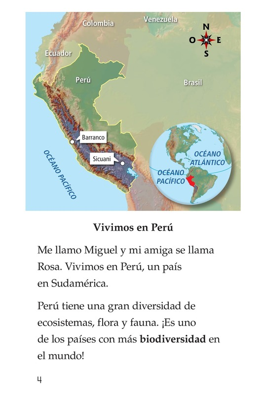 Book Preview For Vivimos en Perú Page 4