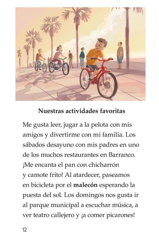 Book Preview For Vivimos en Perú Page 12