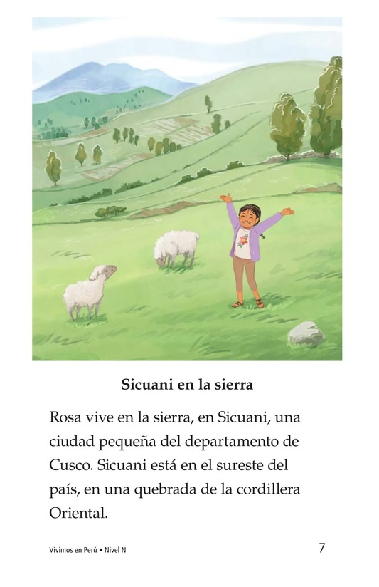 Book Preview For Vivimos en Perú Page 7