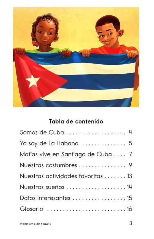 Book Preview For Vivimos en Cuba Page 3