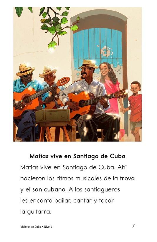 Book Preview For Vivimos en Cuba Page 7