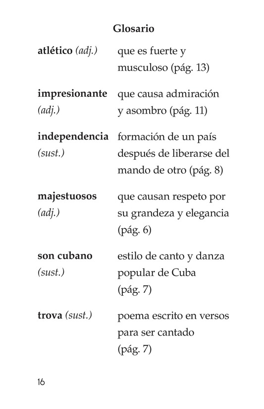 Book Preview For Vivimos en Cuba Page 16