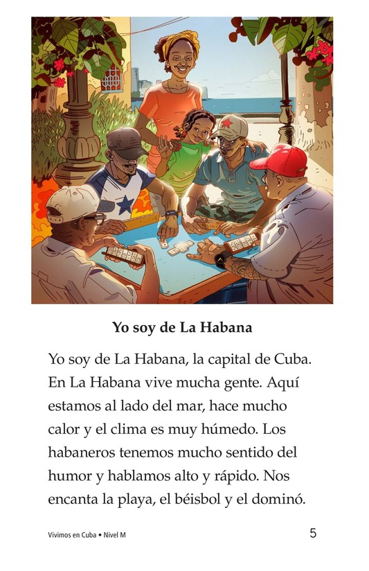 Book Preview For Vivimos en Cuba Page 5