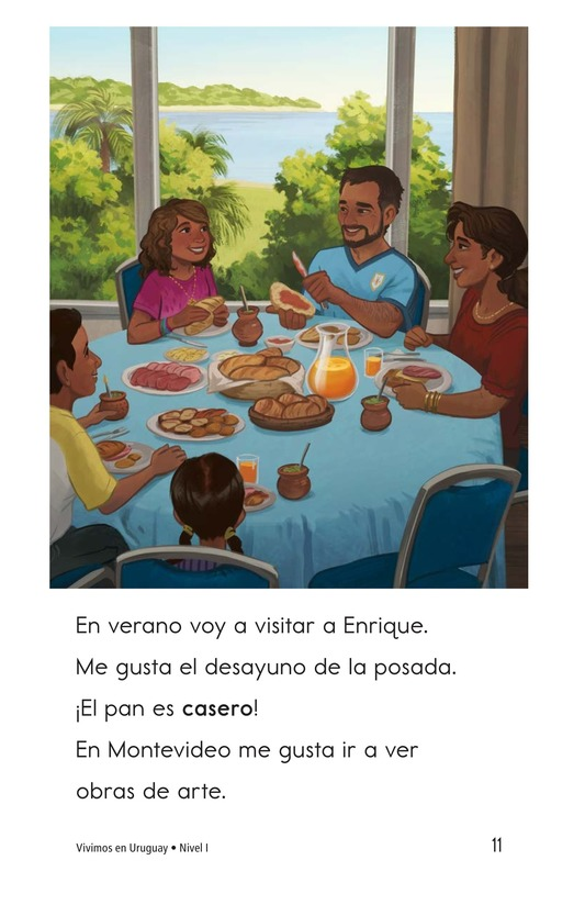Book Preview For Vivimos en Uruguay Page 11