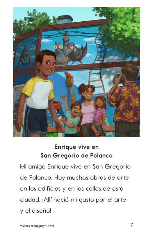 Book Preview For Vivimos en Uruguay Page 7