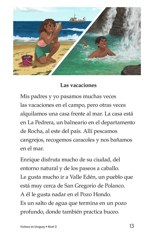 Book Preview For Vivimos en Uruguay Page 13