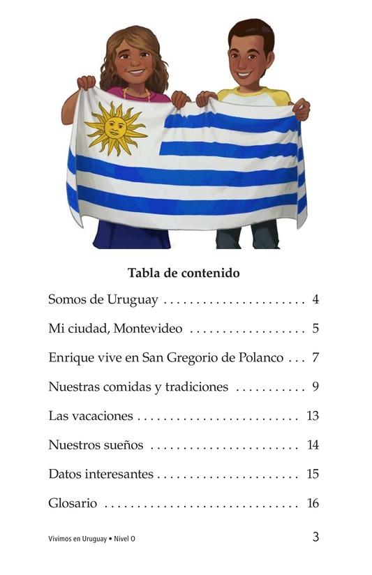 Book Preview For Vivimos en Uruguay Page 3