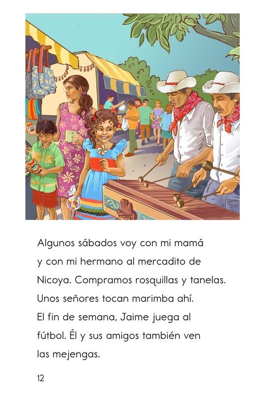 Book Preview For Vivimos en Costa Rica Page 12
