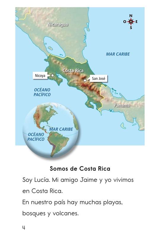 Book Preview For Vivimos en Costa Rica Page 4