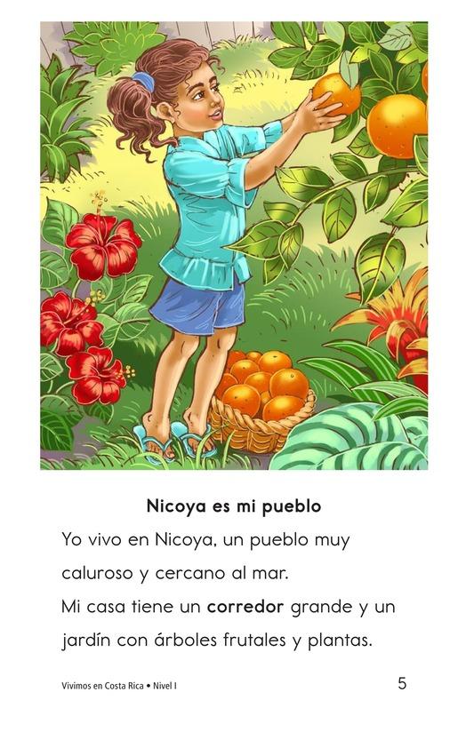 Book Preview For Vivimos en Costa Rica Page 5