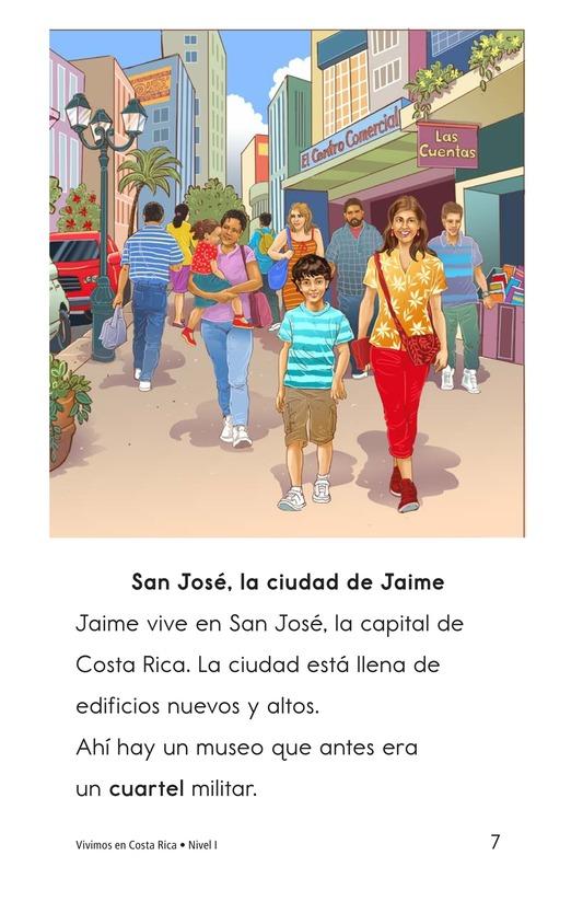 Book Preview For Vivimos en Costa Rica Page 7