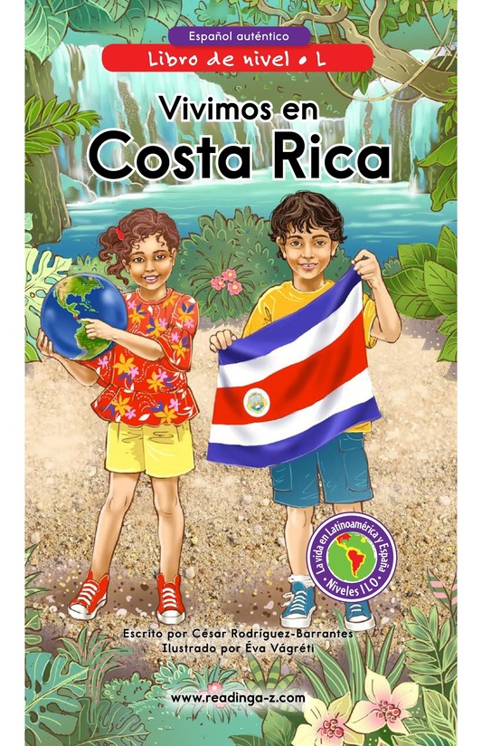 Book Preview For Vivimos en Costa Rica Page 0