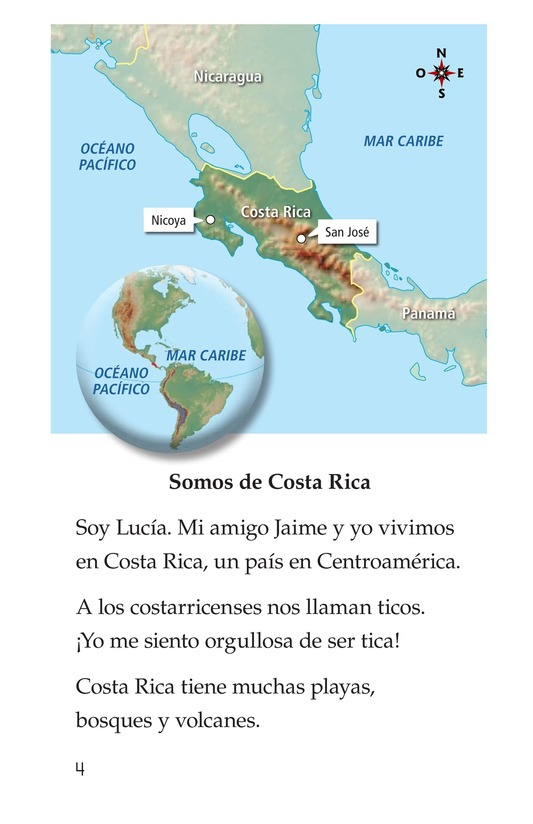 Book Preview For Vivimos en Costa Rica Page 4