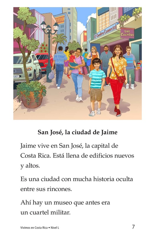 Book Preview For Vivimos en Costa Rica Page 7