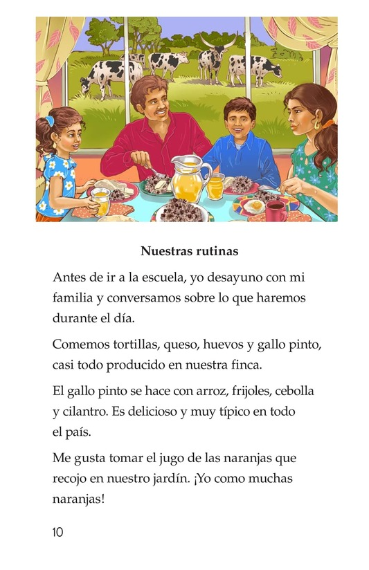 Book Preview For Vivimos en Costa Rica Page 10