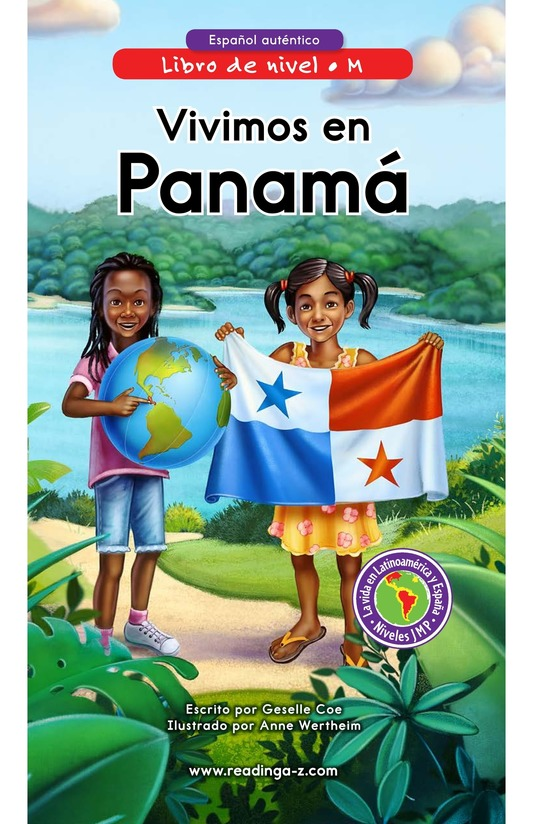 Book Preview For Vivimos en Panamá Page 0