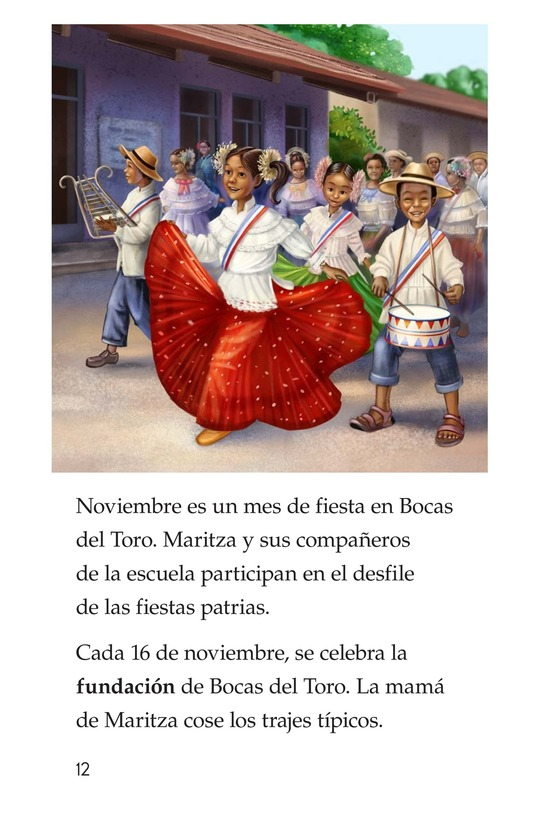 Book Preview For Vivimos en Panamá Page 12