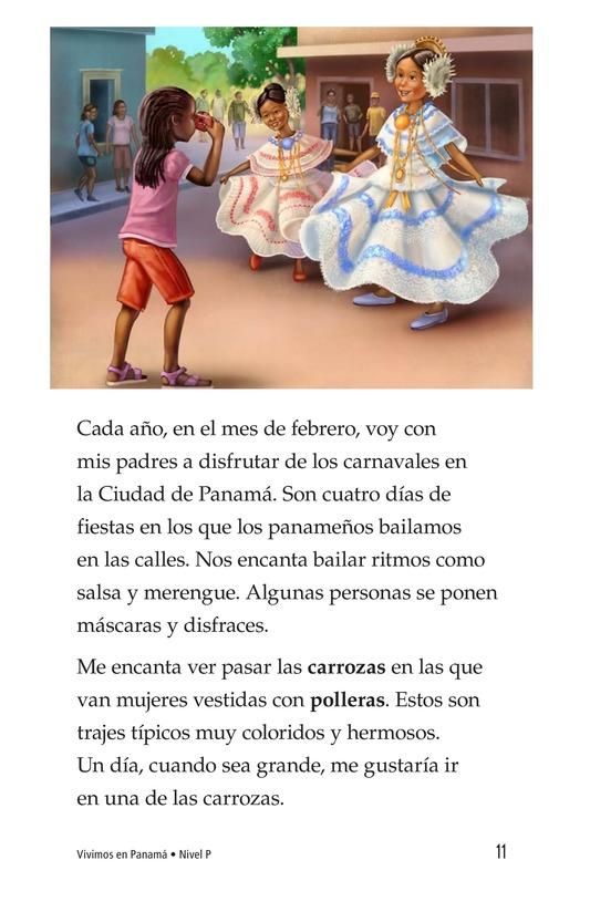 Book Preview For Vivimos en Panamá Page 11