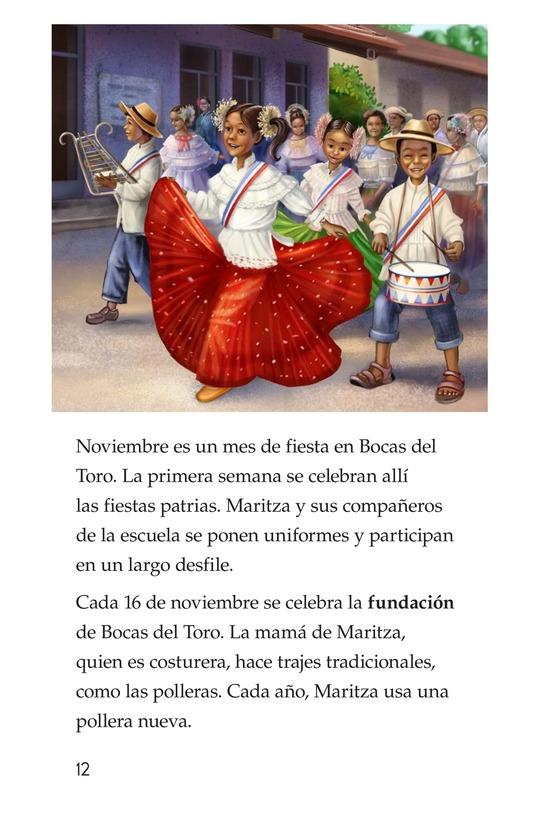 Book Preview For Vivimos en Panamá Page 12