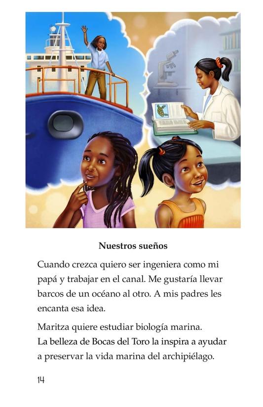 Book Preview For Vivimos en Panamá Page 14