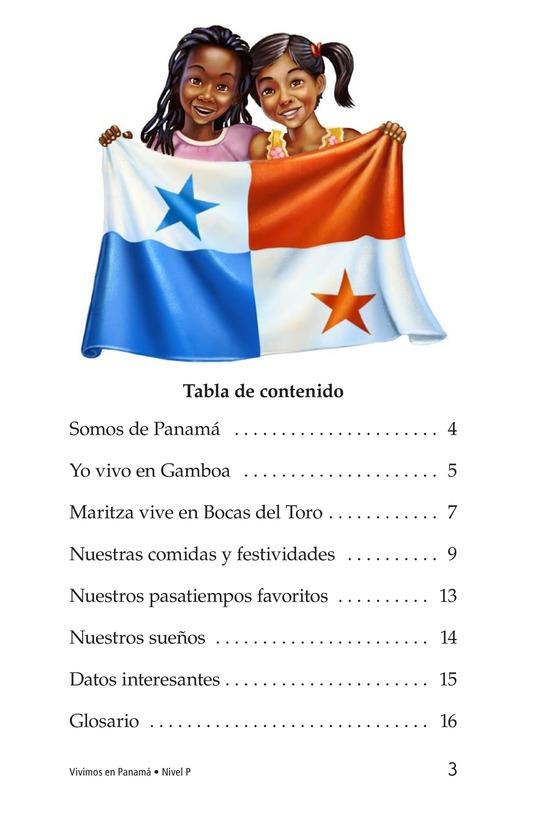 Book Preview For Vivimos en Panamá Page 3