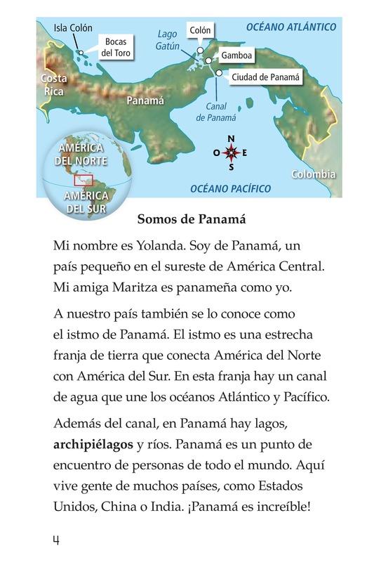 Book Preview For Vivimos en Panamá Page 4