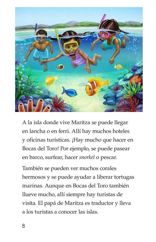 Book Preview For Vivimos en Panamá Page 8