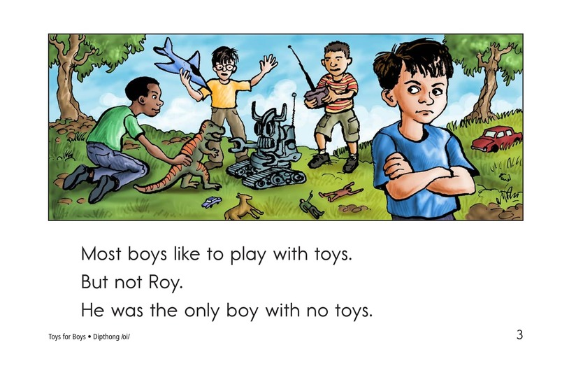 Book Preview For Toys for Boys Page 3