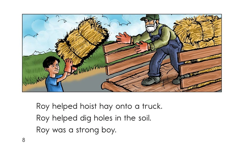 Book Preview For Toys for Boys Page 8
