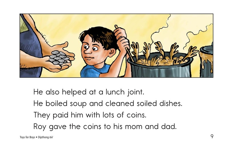 Book Preview For Toys for Boys Page 9