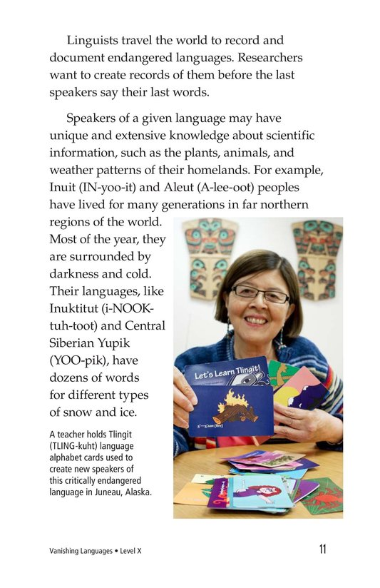 Book Preview For Vanishing Languages Page 11