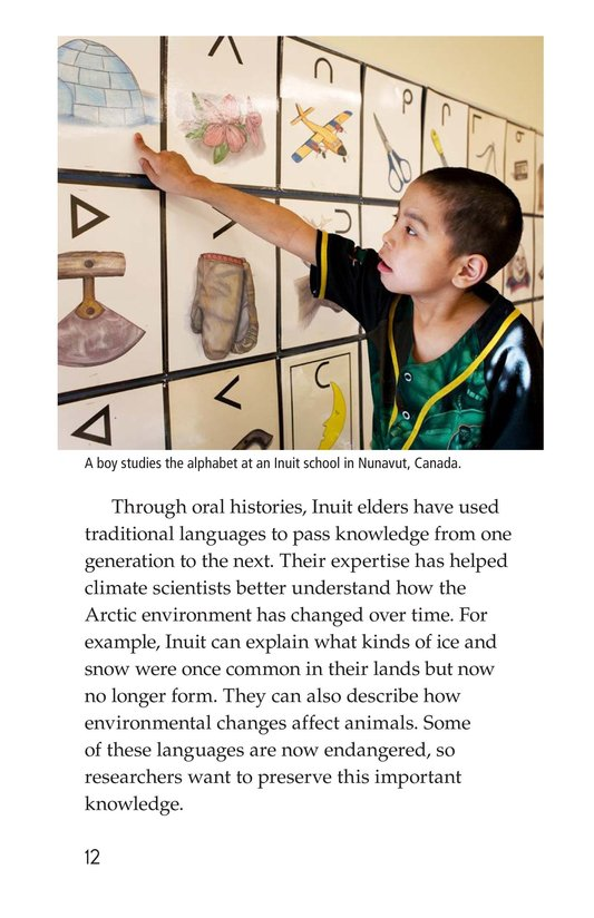 Book Preview For Vanishing Languages Page 12
