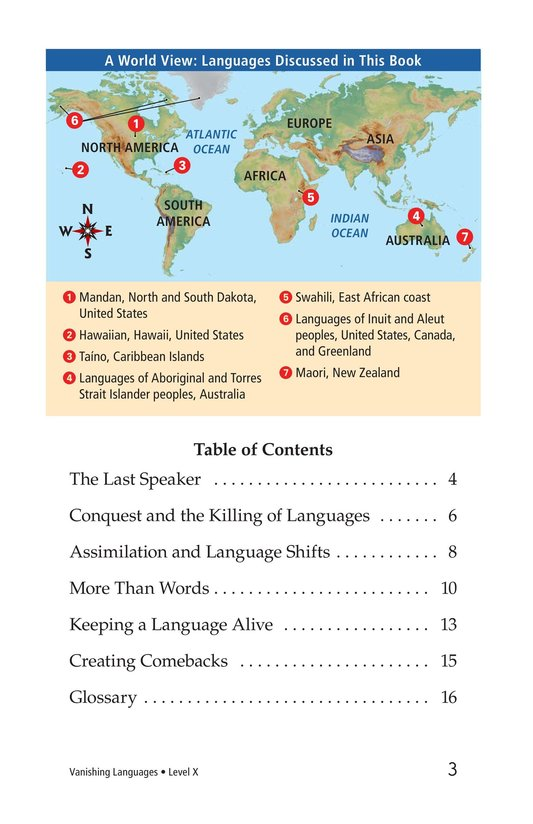 Book Preview For Vanishing Languages Page 3