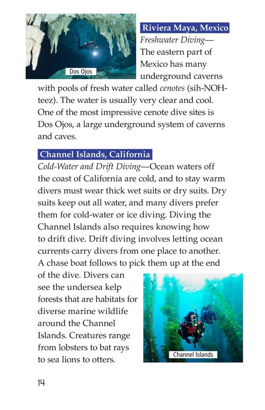 Book Preview For Scuba Page 14