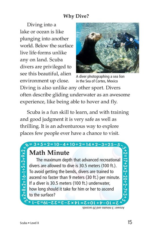 Book Preview For Scuba Page 15