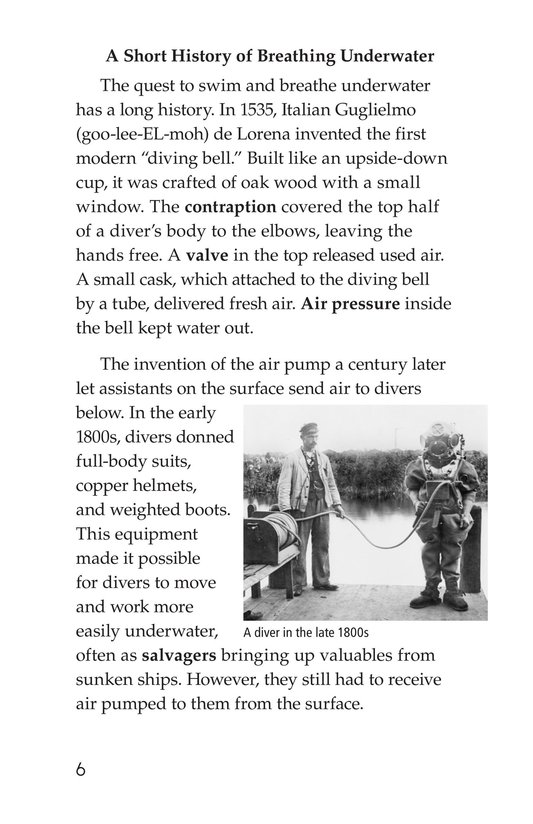 Book Preview For Scuba Page 6