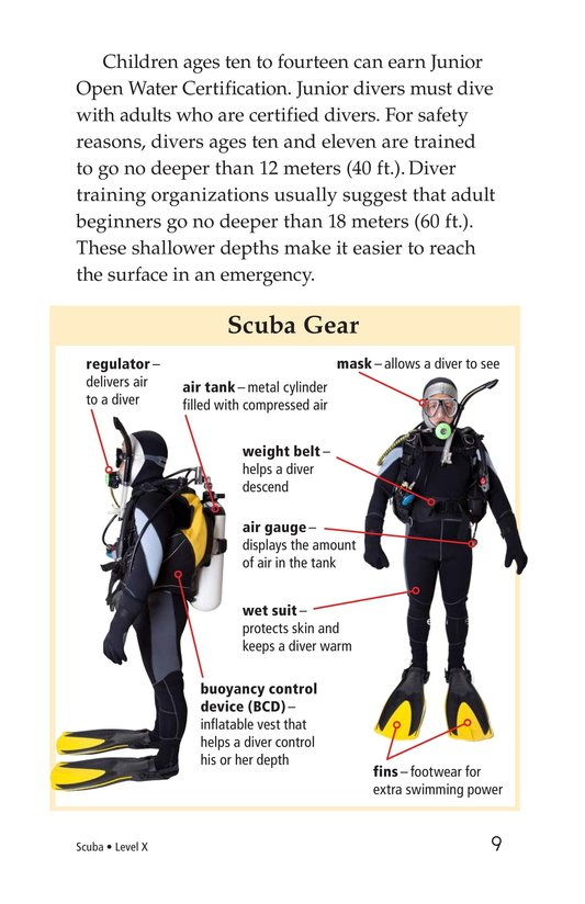 Book Preview For Scuba Page 9
