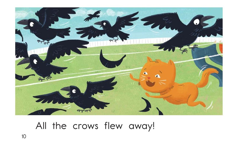 Book Preview For Crows on a Wire Page 10