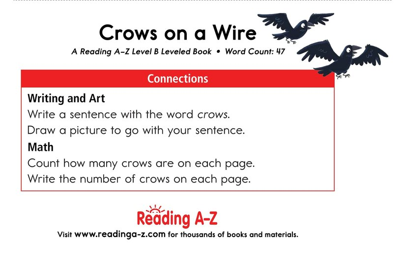 Book Preview For Crows on a Wire Page 11