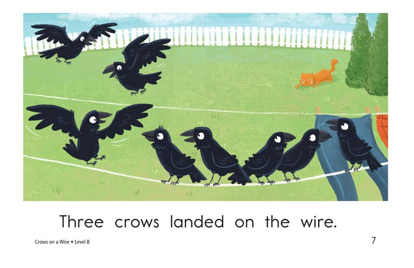 Book Preview For Crows on a Wire Page 7
