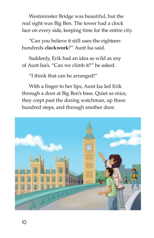 Book Preview For Adventure in London Page 10