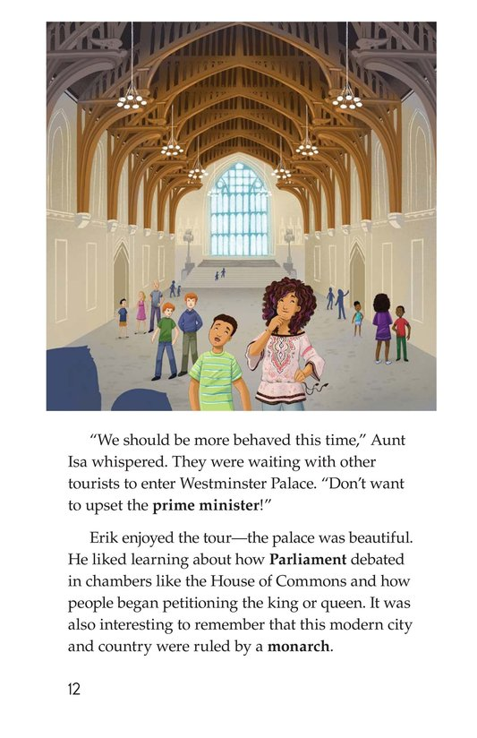 Book Preview For Adventure in London Page 12
