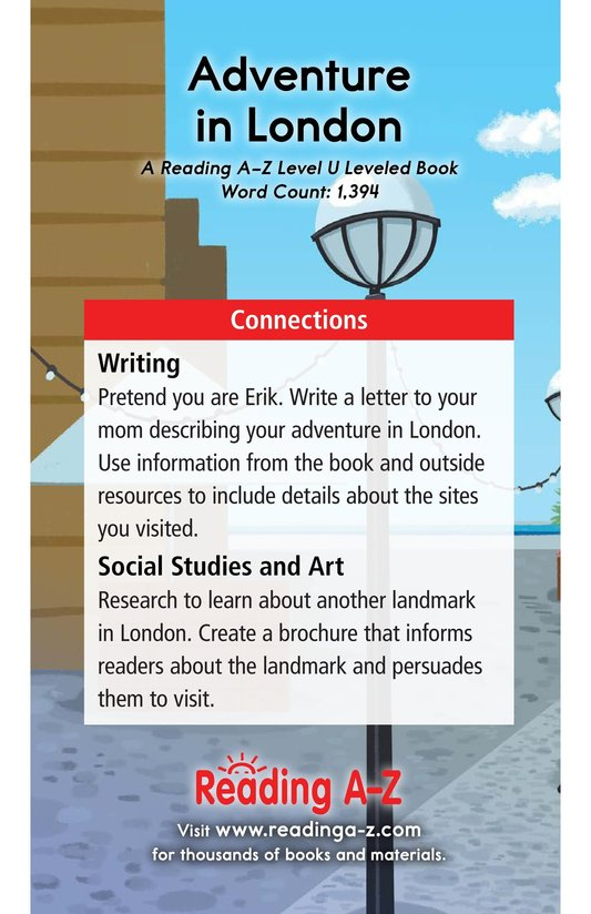 Book Preview For Adventure in London Page 17