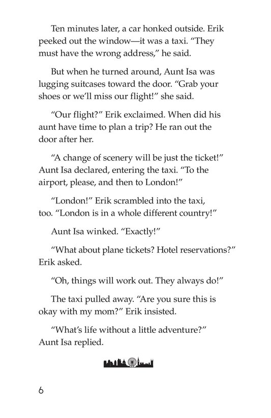 Book Preview For Adventure in London Page 6