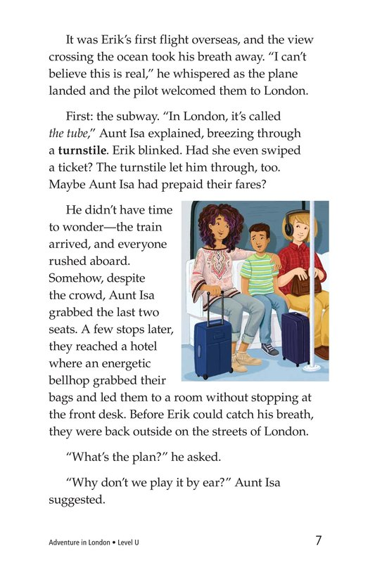 Book Preview For Adventure in London Page 7