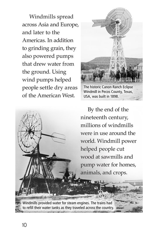 Book Preview For The Power of Wind Page 10