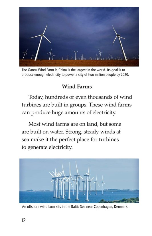 Book Preview For The Power of Wind Page 12
