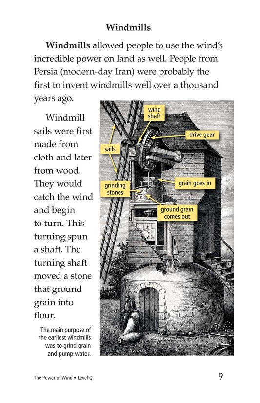 Book Preview For The Power of Wind Page 9