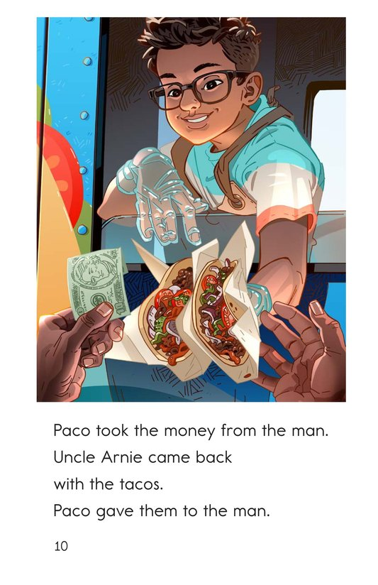 Book Preview For Paco's Tacos Page 10