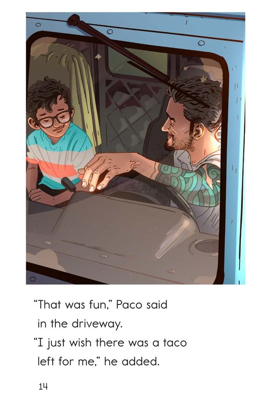 Book Preview For Paco's Tacos Page 14